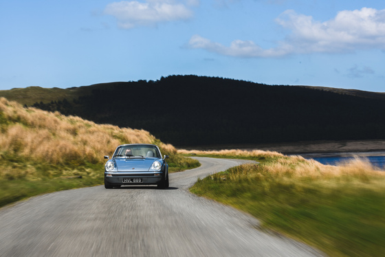 Dan Bathie, Electric Porsche 911 photoshoot, UK, 03/05/2017 11:48:55 Thumbnail