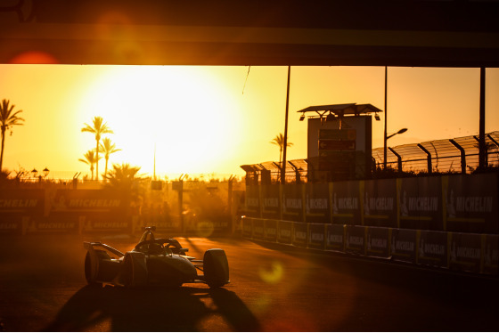 FIA Formula E: Marrakesh 2019 Album Cover Photo