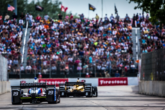 IndyCar: Detroit Grand Prix Album Cover Photo