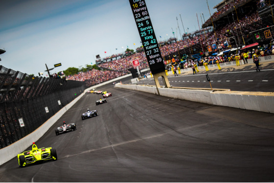 Andy Clary, Indianapolis 500, United States, 26/05/2019 13:11:05 Thumbnail