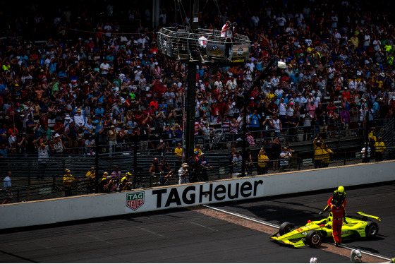 Peter Minnig, Indianapolis 500, United States, 26/05/2019 16:00:36 Thumbnail