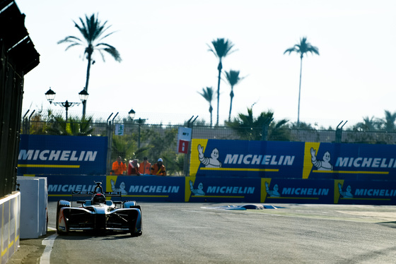 Lou Johnson, Marrakesh ePrix, Morocco, 13/01/2018 08:39:41 Thumbnail