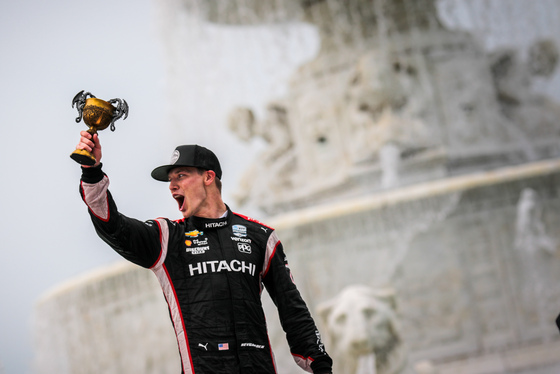 Andy Clary, Chevrolet Detroit Grand Prix, United States, 01/06/2019 18:47:00 Thumbnail