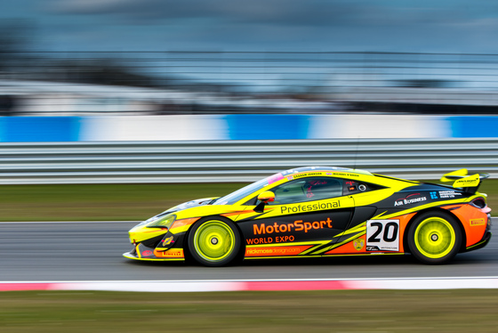 Nic Redhead, British GT Media Day, UK, 05/03/2019 15:37:14 Thumbnail