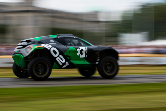 Lou Johnson, Goodwood Festival of Speed, UK, 05/07/2019 17:16:05 Thumbnail