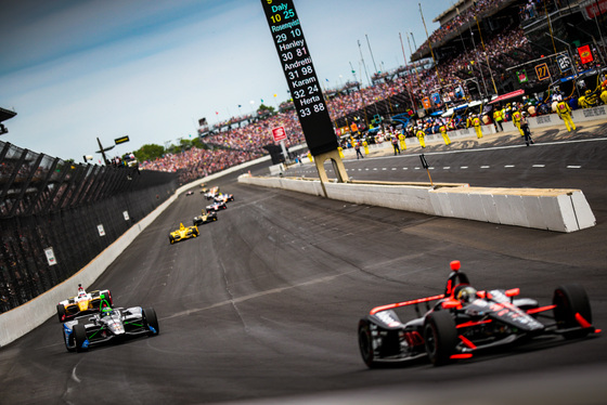 Andy Clary, Indianapolis 500, United States, 26/05/2019 13:11:11 Thumbnail