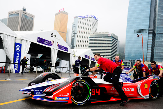 Lou Johnson, Hong Kong ePrix, Hong Kong, 09/03/2019 16:06:35 Thumbnail