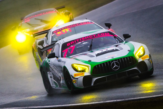 Jamie Sheldrick, British GT Rounds 1-2, UK, 02/04/2018 12:08:39 Thumbnail