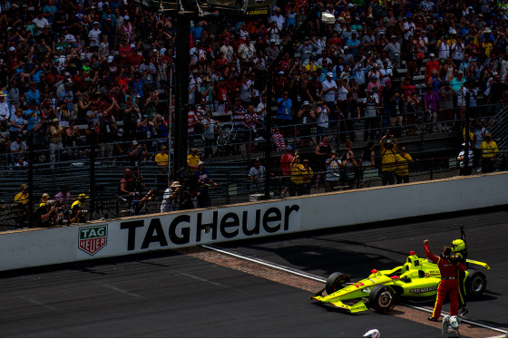 Peter Minnig, Indianapolis 500, United States, 26/05/2019 16:00:39 Thumbnail
