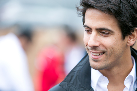 Shivraj Gohil, Formula E Launch Day, UK, 15/05/2014 12:26:31 Thumbnail