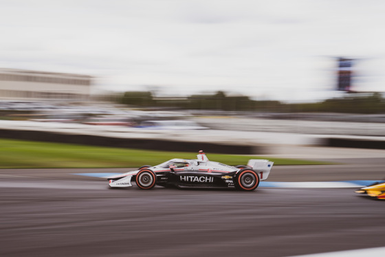 Taylor Robbins, INDYCAR Harvest GP Race 1, United States, 02/10/2020 16:13:15 Thumbnail