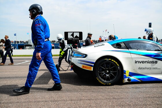 Jamie Sheldrick, British GT Round 3, UK, 30/04/2017 12:55:10 Thumbnail