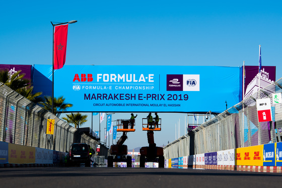 Lou Johnson, Marrakesh E-Prix, Morocco, 09/01/2019 17:43:08 Thumbnail