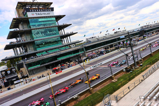 Andy Clary, INDYCAR Harvest GP Race 2, United States, 03/10/2020 14:31:27 Thumbnail