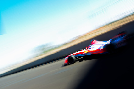FIA Formula E: Marrakesh 2016 Album Cover Photo