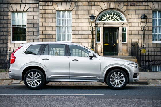 Lou Johnson, XC90 road trip, UK, 22/10/2016 15:13:59 Thumbnail