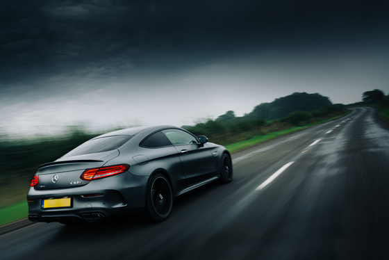 Mercedes AMG C63S Album Cover Photo