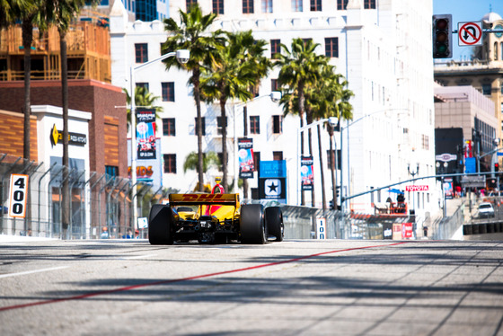 IndyCar: Long Beach 2018 Album Cover Photo