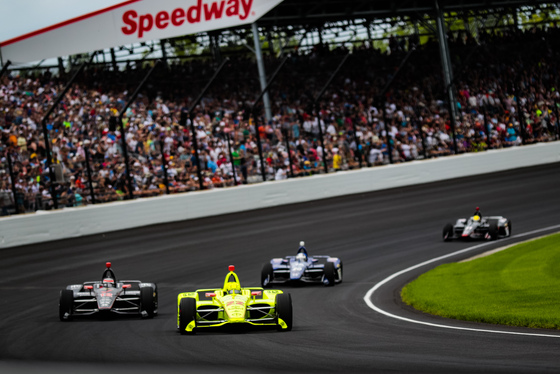 Andy Clary, Indianapolis 500, United States, 26/05/2019 12:58:49 Thumbnail