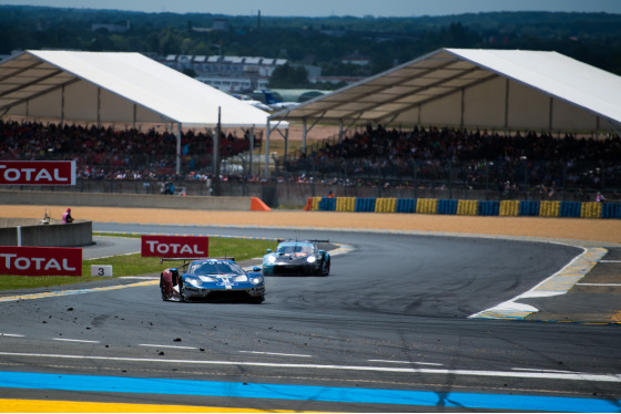 Lou Johnson, 24 hours of Le Mans, France, 17/06/2018 14:00:00 Thumbnail