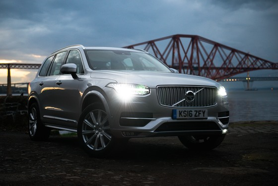 Lou Johnson, XC90 road trip, UK, 22/10/2016 17:58:42 Thumbnail