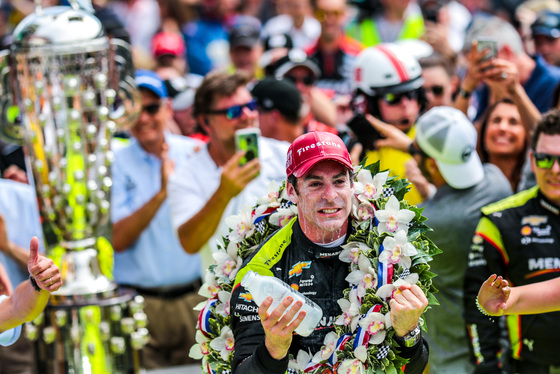 Andy Clary, Indianapolis 500, United States, 26/05/2019 16:07:43 Thumbnail