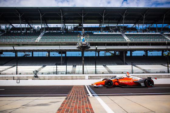 Kenneth Midgett, 104th Running of the Indianapolis 500, United States, 14/08/2020 10:59:05 Thumbnail