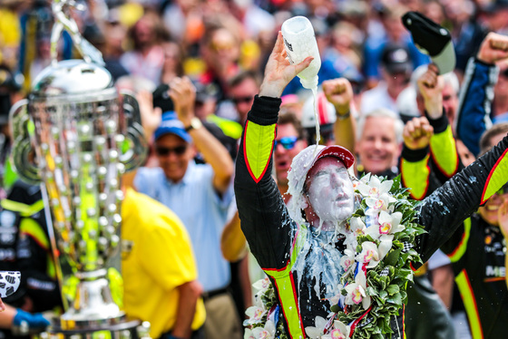 Andy Clary, Indianapolis 500, United States, 26/05/2019 16:07:28 Thumbnail