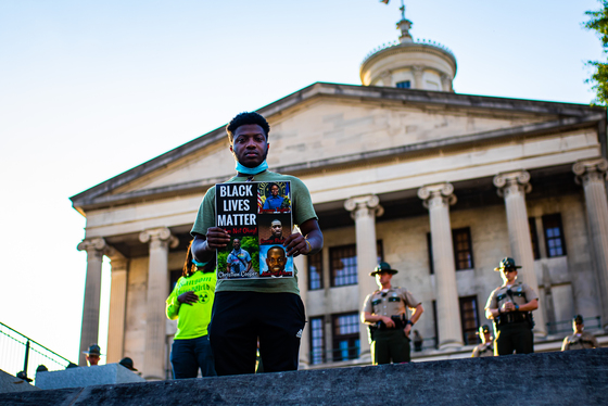 Kenneth Midgett, Black Lives Matter Peaceful Protest, United States, 14/06/2020 17:51:37 Thumbnail