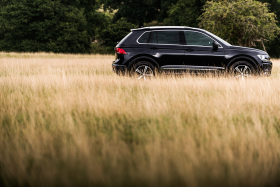 Volkswagen Tiguan Album Cover Photo
