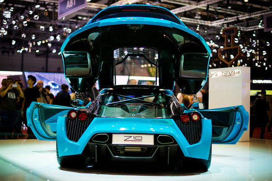Marta Rovatti Studihrad, Geneva International Motor Show, Switzerland, 16/03/2017 13:26:55 Thumbnail