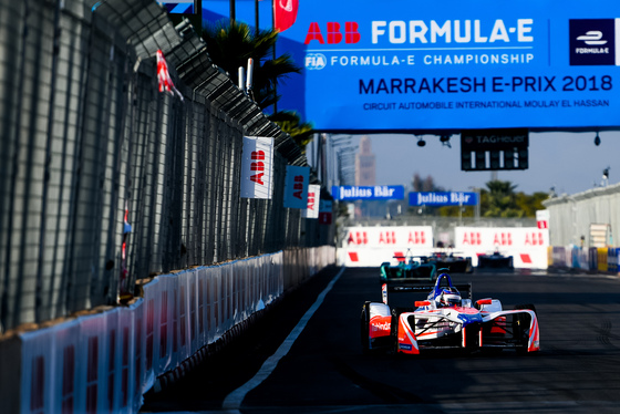 Lou Johnson, Marrakesh ePrix, Morocco, 13/01/2018 16:10:10 Thumbnail