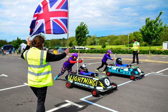 Greenpower: Renishaw New Mills 2017 Album Cover Photo