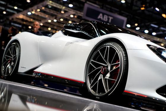 Dan Bathie, Geneva International Motor Show, Switzerland, 06/03/2019 11:34:08 Thumbnail