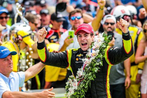 Andy Clary, Indianapolis 500, United States, 26/05/2019 16:07:15 Thumbnail