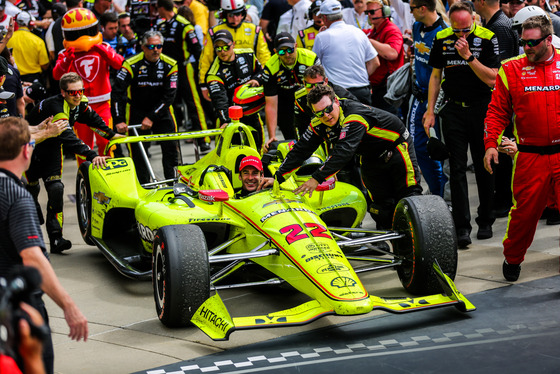 Andy Clary, Indianapolis 500, United States, 26/05/2019 16:06:24 Thumbnail