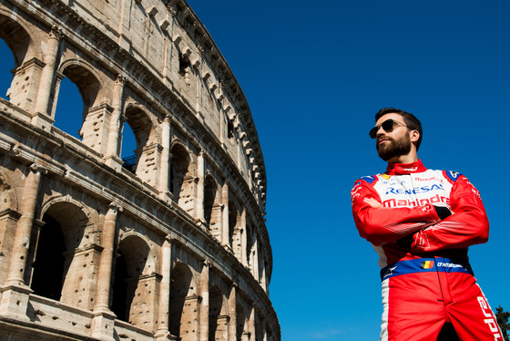 Mahindra Racing at the Colosseum Album Cover Photo