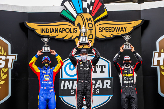 Andy Clary, INDYCAR Harvest GP Race 1, United States, 02/10/2020 18:01:06 Thumbnail