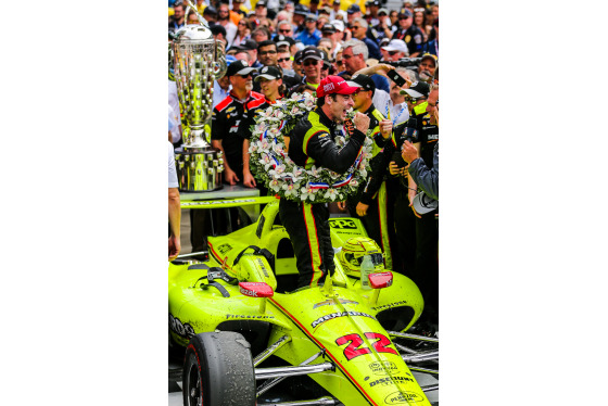 Andy Clary, Indianapolis 500, United States, 26/05/2019 16:08:49 Thumbnail