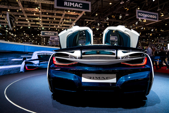 Dan Bathie, Geneva International Motor Show, Switzerland, 06/03/2019 11:17:03 Thumbnail