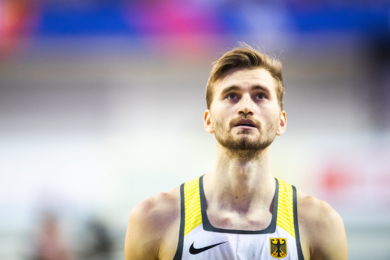 Adam Pigott, European Indoor Athletics Championships, UK, 02/03/2019 19:13:54 Thumbnail