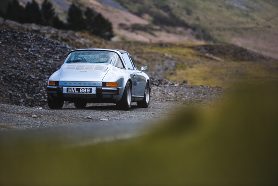 Dan Bathie, Electric Porsche 911 photoshoot, UK, 03/05/2017 12:53:30 Thumbnail