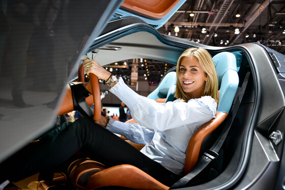 Marta Rovatti Studihrad, Geneva International Motor Show, Switzerland, 07/03/2018 14:58:18 Thumbnail