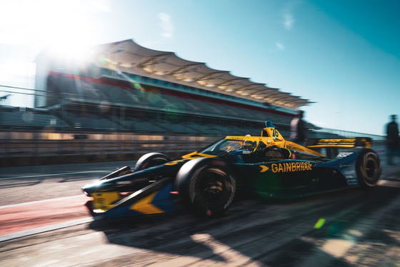 IndyCar: Open Test 2020 Album Cover Photo