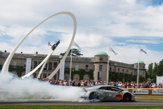 Lou Johnson, Goodwood Festival of Speed, UK, 05/07/2019 17:17:44 Thumbnail