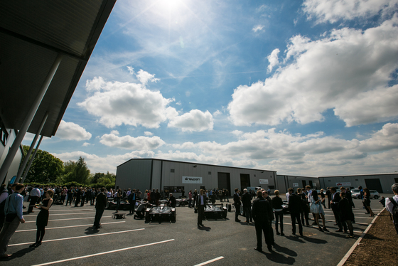 Shivraj Gohil, Formula E Launch Day, UK, 15/05/2014 13:49:05 Thumbnail