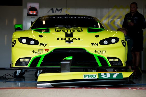 Lou Johnson, WEC Silverstone, UK, 16/08/2018 12:23:51 Thumbnail