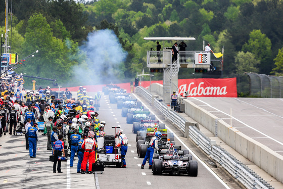 Andy Clary, Honda Indy Grand Prix of Alabama, United States, 23/04/2018 11:01:44 Thumbnail