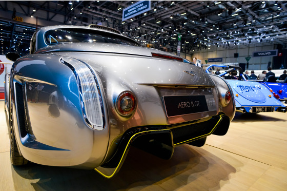 Marta Rovatti Studihrad, Geneva International Motor Show, Switzerland, 06/03/2018 13:31:33 Thumbnail