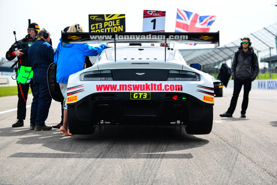 Jamie Sheldrick, British GT Round 3, UK, 30/04/2017 12:58:49 Thumbnail